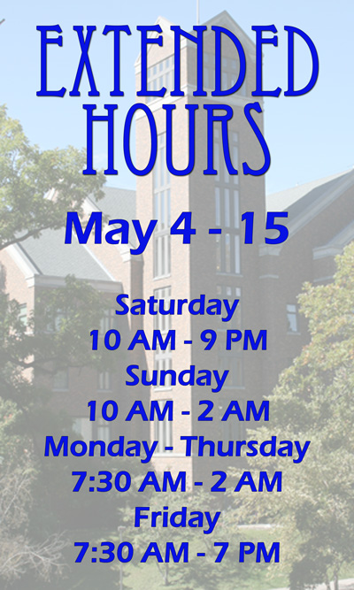 Extended Hours Poster SP13 -2
