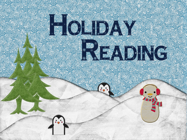 Holiday Reading Penguins