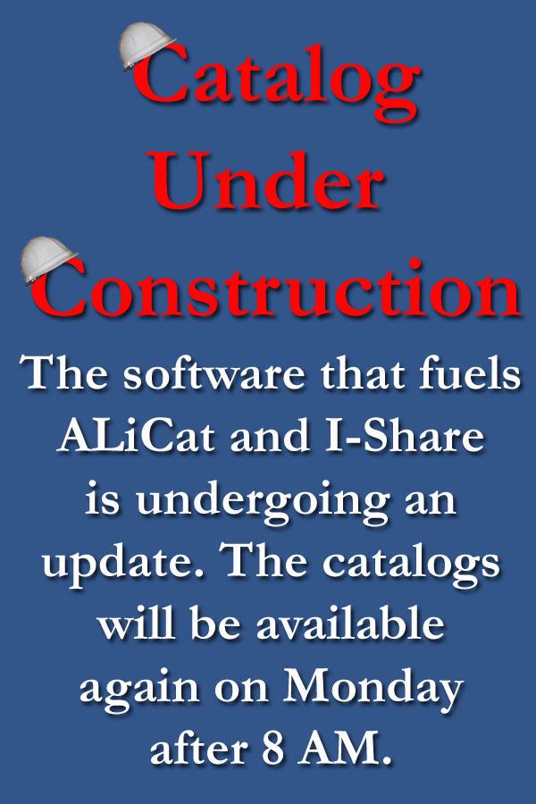 Catalog under construction