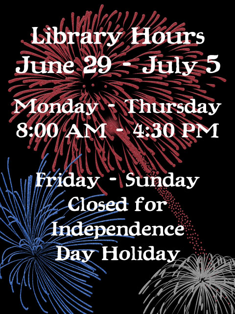 4th July week