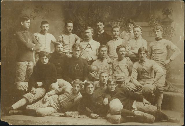 first-football-team